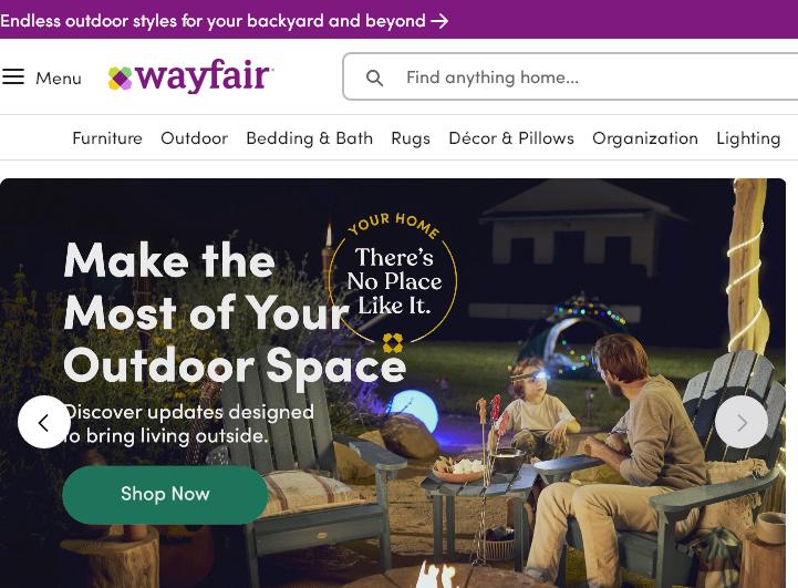 Wayfair обзор маркеплейса